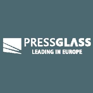 PRESS GLASS - logo